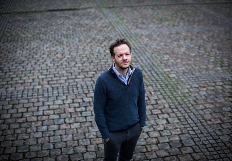 Ben Segers. Beeld Bas Bogaerts