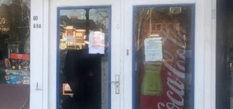Inbraak bij cafetaria Jasmijn in Almelo: 'We moeten toch door'