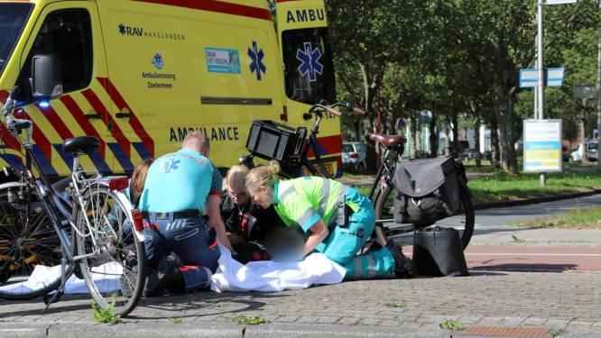 Jongen gewond bij botsing Zoetermeer