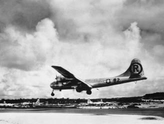 Laatste bommengooier Hiroshima overleden