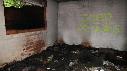 Brandstichting in leegstaande villa in Doel