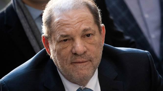 Harvey Weinstein blijft onschuldig pleiten tijdens rechtszaak