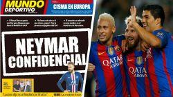 De belofte die Barcelona deed aan Neymar om te vermijden dat hij naar Real Madrid zou verkassen
