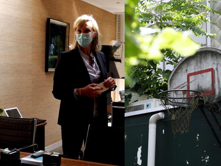 """Binnenkijken bij Belgian Lion én notaris Nick Celis: """"Basketten op de binnenkoer en tornooien voor collega's"""""""