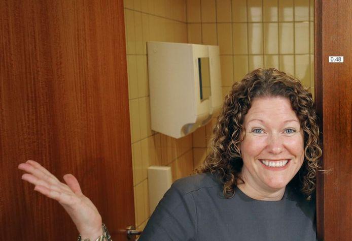 D66-raadslid Anne-Marijke Podt vertrekt naar de Tweede Kamer.