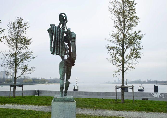 Beelden uit de collectie Kunst in de Stad krijgen opnieuw een plaats in de vernieuwde publieke ruimte