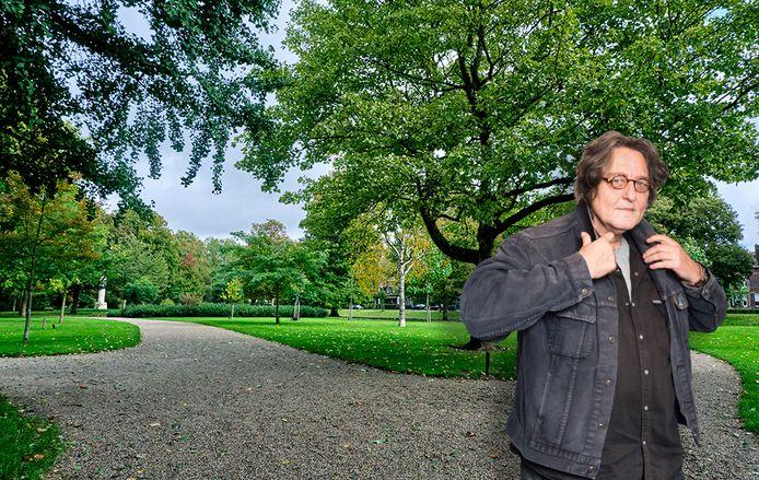 Bob speelt in park Merwestein een mal soort kat-en-muis-spel met toezichthouders die hem herhaaldelijk van zijn stekkie schijnen te jagen, schrijft Kees Thies.