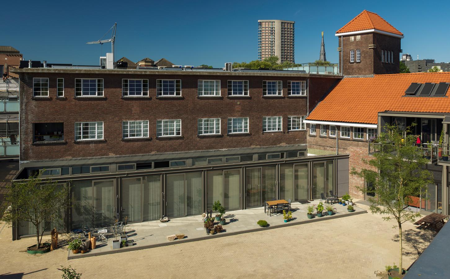 NRE TWEE Eindhoven, genomineerd voor de Dirk Roosenburgprijs 2019.