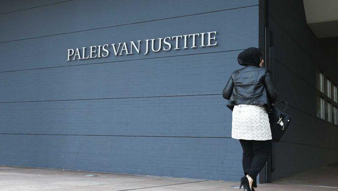 Rechtbank in Den Haag.