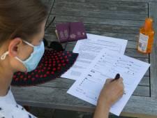 Le Passenger Locator Form en version  papier, c'est fini