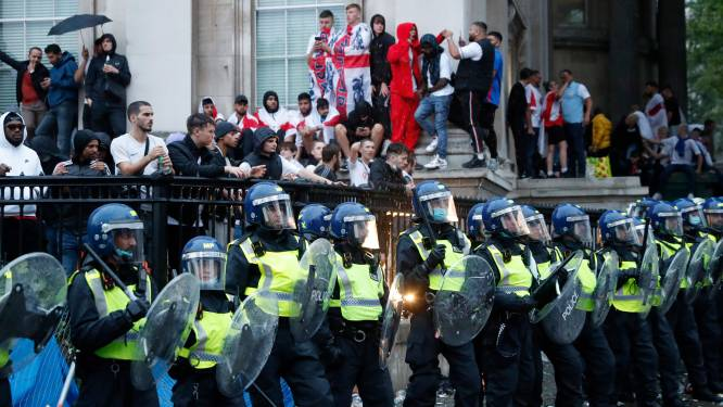 Engelse fans moeten boeten voor wangedrag rond EK-finale