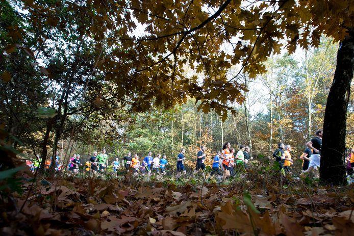 De Diepe Hel Holterbergloop staat in afgeslankte vorm gepland voor 25 oktober.