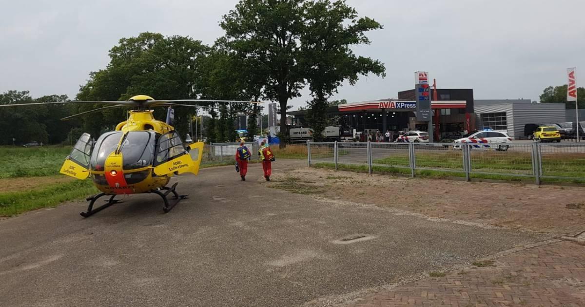 Motorrijder uit Rijssen overleden na ongeluk in Geesteren.