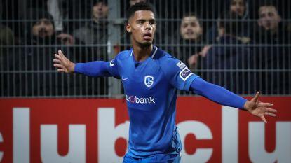 Het lukt zelfs zonder Pozuelo: fors gewijzigd Genk weet achterstand nog om te buigen in Charleroi en stoot door naar kwartfinales