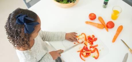 Ook moeilijke eters spelenderwijs aan de groente: 'Afleiden werkt vaak heel erg goed'