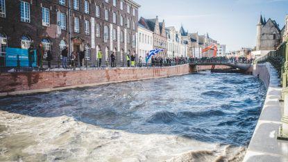Na 58 jaar weer water in de Reep