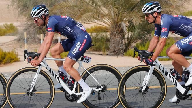 KOERS KORT. Laatste Alpecin-Fenix-renners keren terug van UAE Tour - Simon Yates start in de Giro