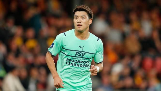 PSV'er Ritsu Doan loopt blessure op en laat interlands van Japan schieten