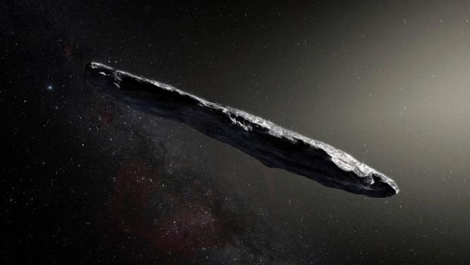 Oumuamua ne serait pas un astéroïde mais une petite comète
