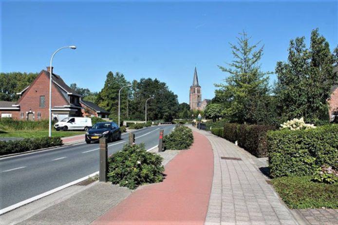 De Kampweg/Wuustwezelsesteenweg wordt volledig vernieuwd.