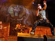 Iron Maiden aangeklaagd om 'illegaal' gebruik van songteksten