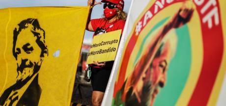 Hooggerechtshof: rechter die Braziliaanse oud-president Lula veroordeelde was partijdig