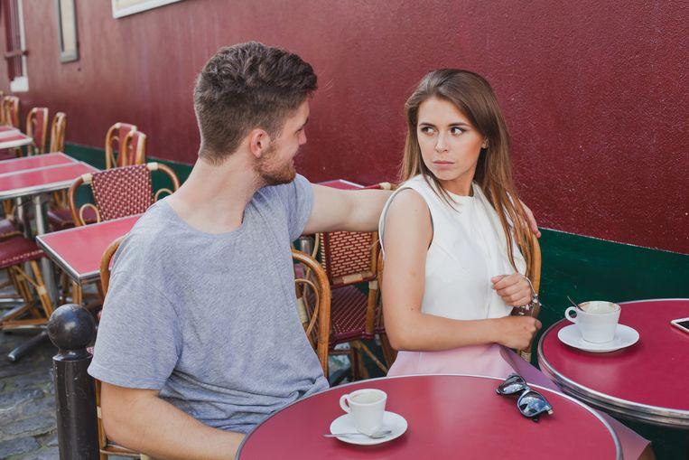 Uit de bevraging blijkt dat 91 procent van de meisjes en 28 procent van de jongens uit Antwerpen, Brussel en Charleroi al last gehad heeft van seksuele intimidatie in de publieke ruimte.  Beeld Thinkstock