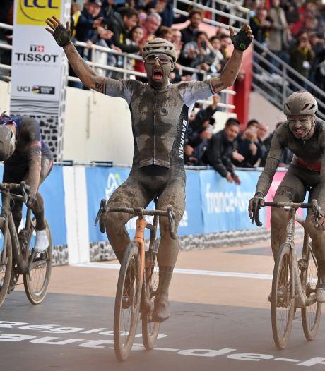 Sonny Colbrelli s'offre un Paris-Roubaix dantesque devant la surprise belge Florian Vermeersch