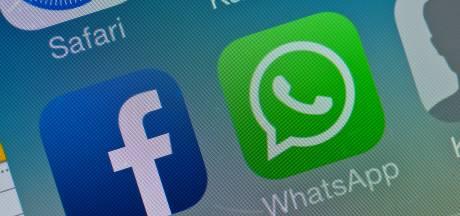 Le gouvernement compte obliger WhatsApp et Facebook à conserver des métadonnées