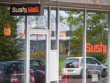 Studenten Vindicat vrijuit na incident in sushirestaurant