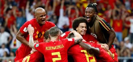"""""""Un but très spécial"""": la Fifa rend hommage à la sublime contre-attaque des Diables contre le Japon"""