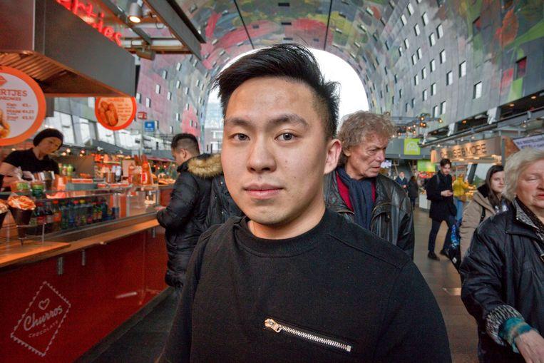 Simeon Choi Beeld Otto Snoek