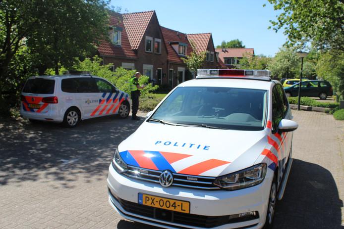 De overval vond plaats op de Kooiweg in Apeldoorn