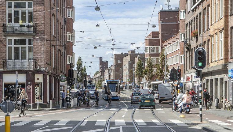 De Jan Evertsenstraat in 2014. Beeld Floris Lok