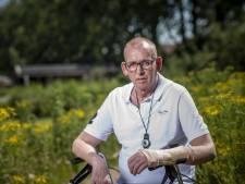 Hoe Henk (62) uit Dronten de eerste coronapatiënt in St Jansdal werd en pas na 83 dagen als bijna-laatste naar huis mocht
