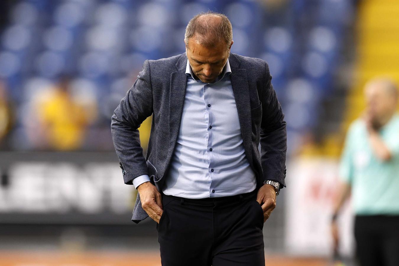 Maurice Steijn is de zesde trainer die ontslagen wordt sinds de aandeelhouders aan de macht zijn.
