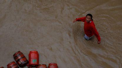 Zeker 67 doden bij hevige moessonregens in Nepal