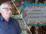 Bert (78) bouwt nostalgische kermissen tot in detail na: 'Ik doe over iedere attractie 6 tot 7 jaar'