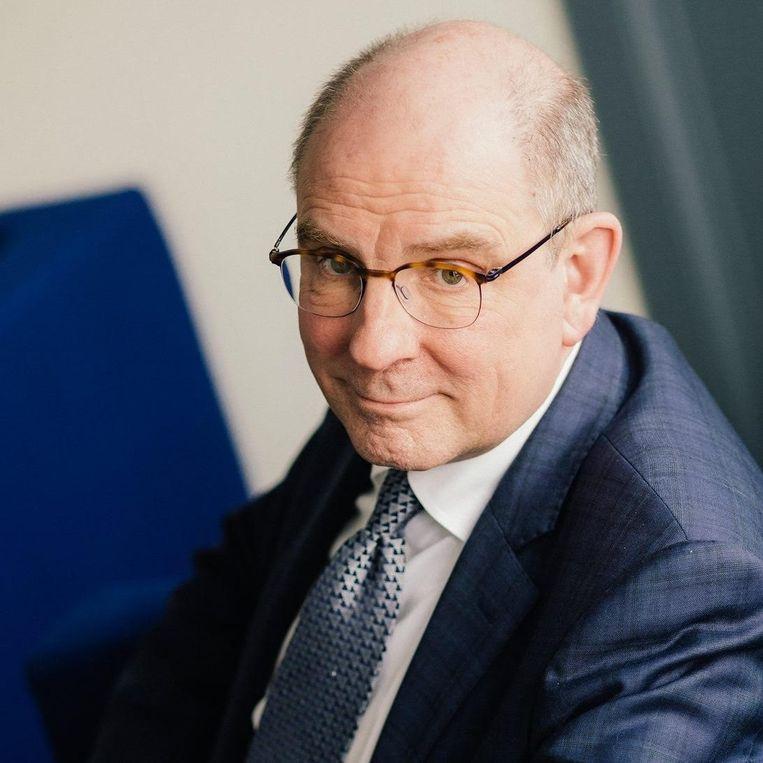 Minister van Justitie Koen Geens (CD&V)