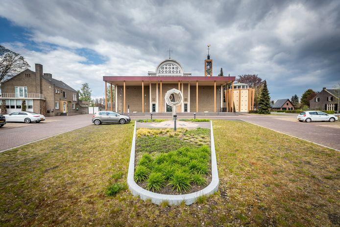 De kerk in Neerkant.