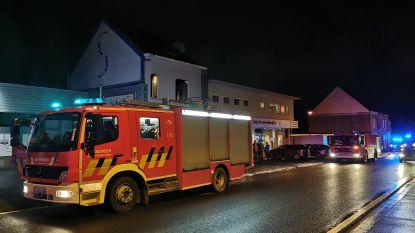 Huis op Alsembergsesteenweg onbewoonbaar na brand in de keuken