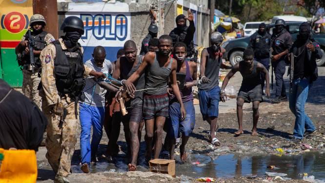 25 doden bij gevangenisuitbraak in Haïti, nog 200 gedetineerden op de vlucht