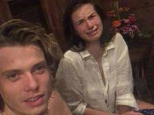 Maan en Tony Junior geschrokken door aardbeving op Bali