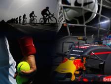 Sport Vandaag: Formule 1 in Texas, EK baanwielrennen en topper in Serie A