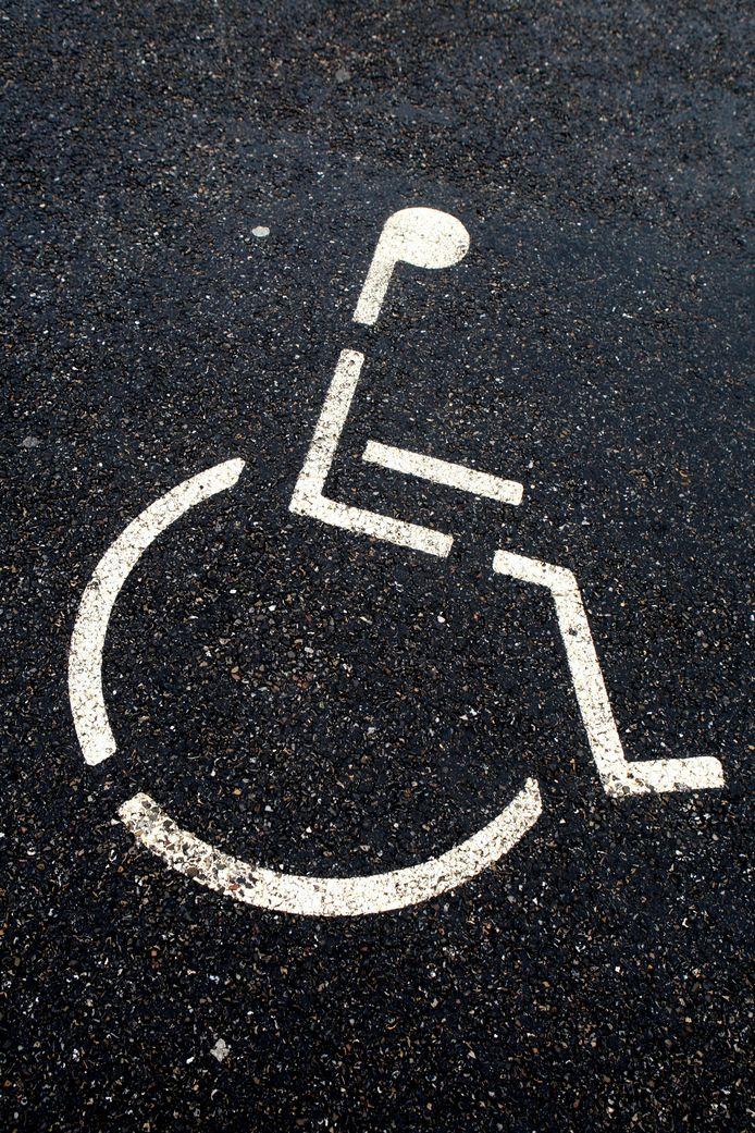 Zandvoort;Nederland;ZANDVOORT  Als het aan de PvdA ligt, moeten gehandicapte automobilisten, die daarvoor in het bezit zijn van een speciale parkeerkaart, op termijn in alle gemeenten gratis hun auto kunnen parkeren. ANP PHOTO XTRA KOEN SUYK