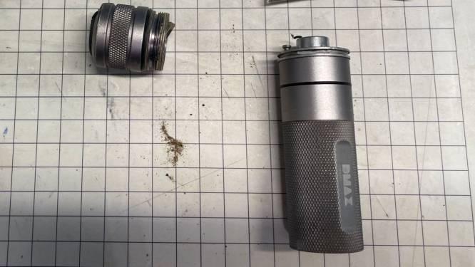 Zaklamp omgebouwd tot explosief: Duitse politie zoekt maker die met bom sigaretten wilde stelen
