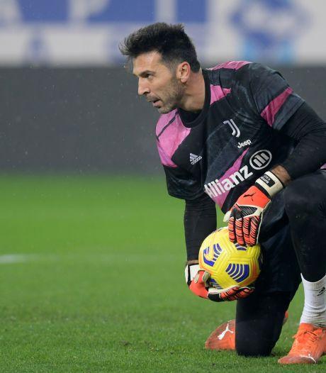 Tijdperk Buffon bij Juventus na dit seizoen echt voorbij: 'Misschien stop ik wel helemaal'