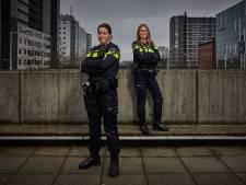 Nanouk en Louanne uit Dienders worden dagelijks herkend: 'Bij brandende auto's geen tijd voor praatjes'