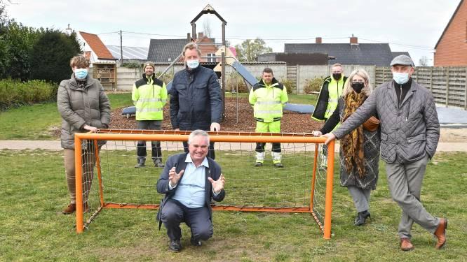 Makeover voor groen- en speelzone Sperrenwijk