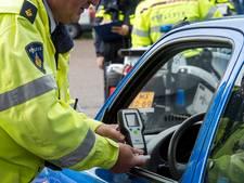 Dronken mannen aangehouden na doorrijden bij aanrijding in Wernhout